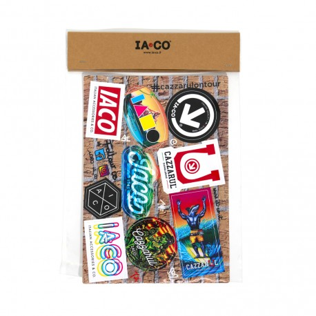 Official Stickers IACO®