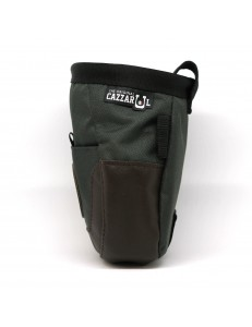 Cazzarul Double Leather Marrone-Verde IACO