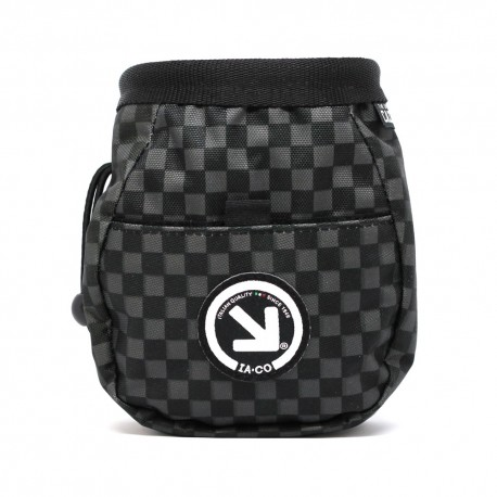 Cazzarul Checker Black IACO